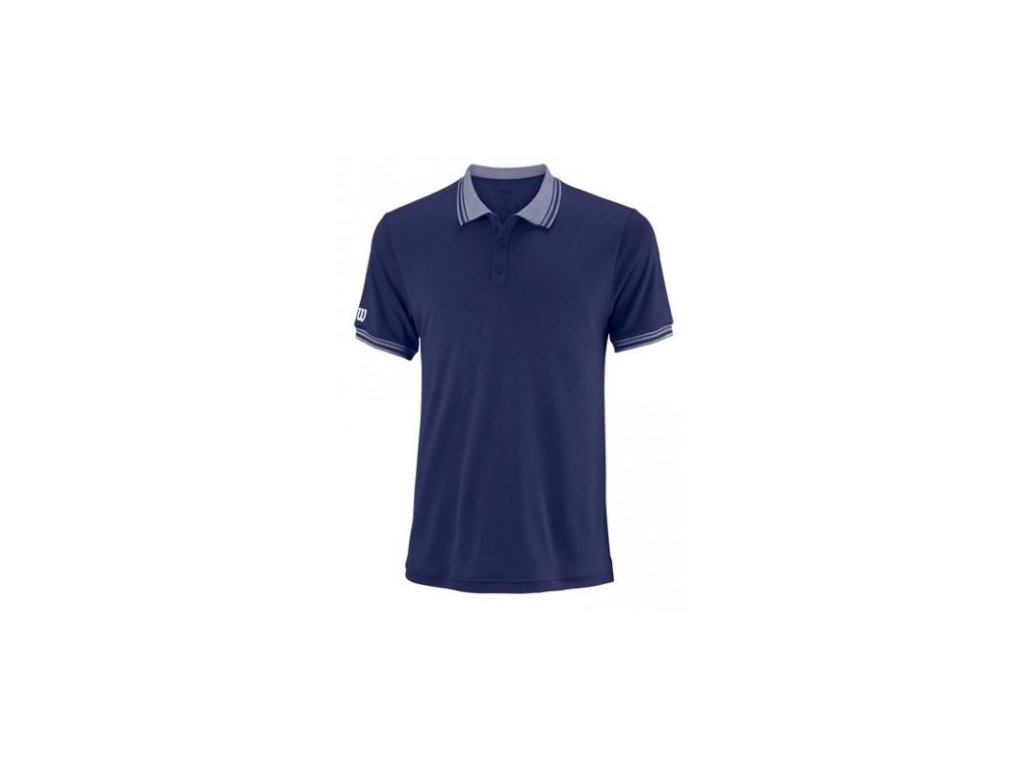 Wilson polo team blue