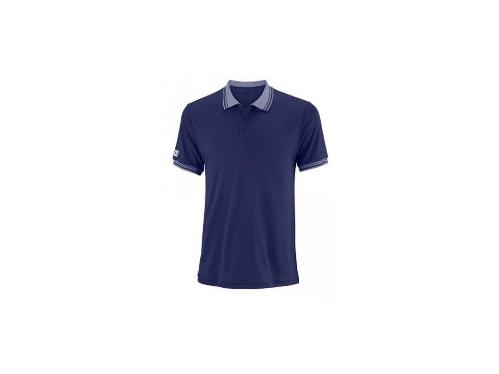 Wilson polo team blue