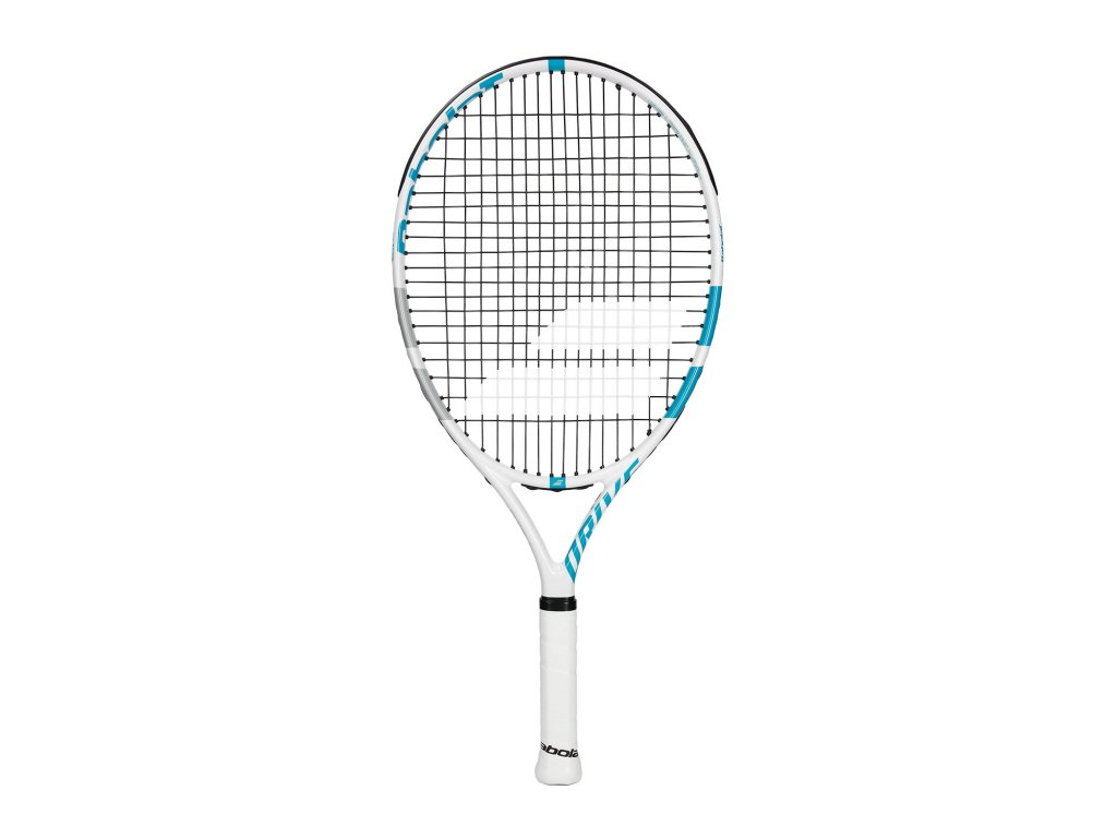 babolat drive junior 23 white1