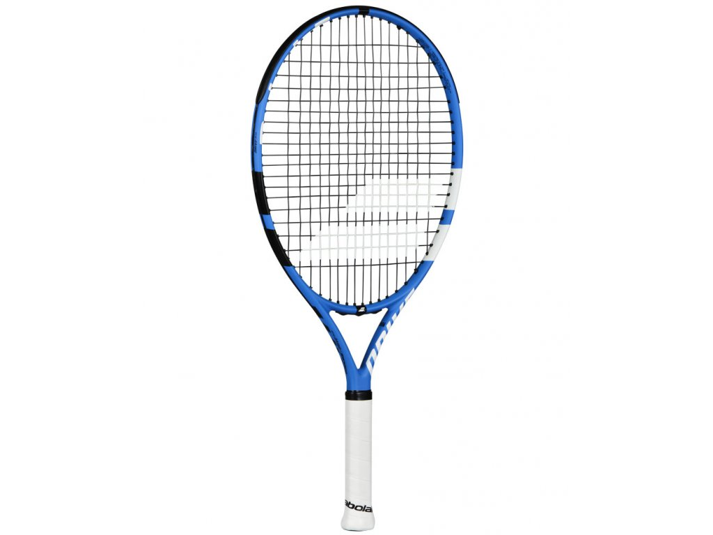 babolat drive junior 23 blue