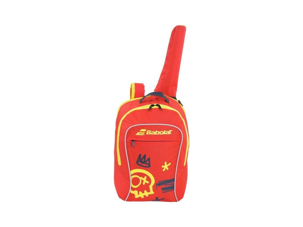 backpack junior orange1