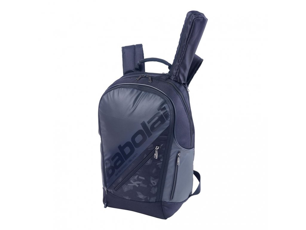 Team Line BackPack Expandable Black