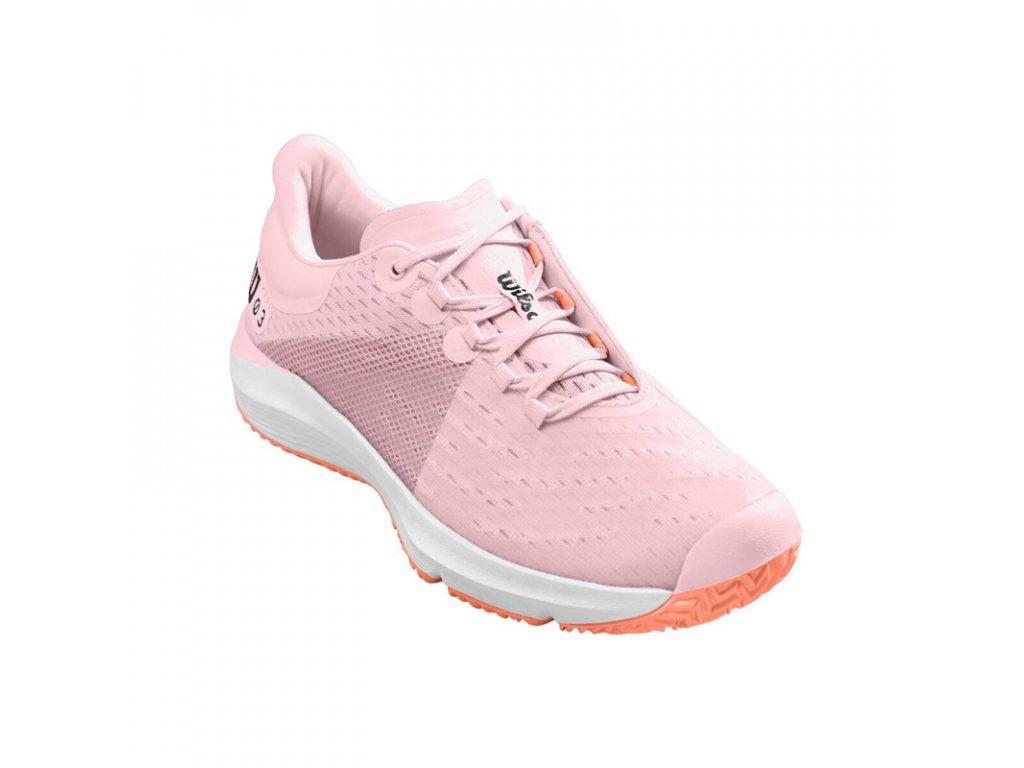 Dětská tenisová obuv Kaos 3.0 JR Ballet Slipper/ Papaya
