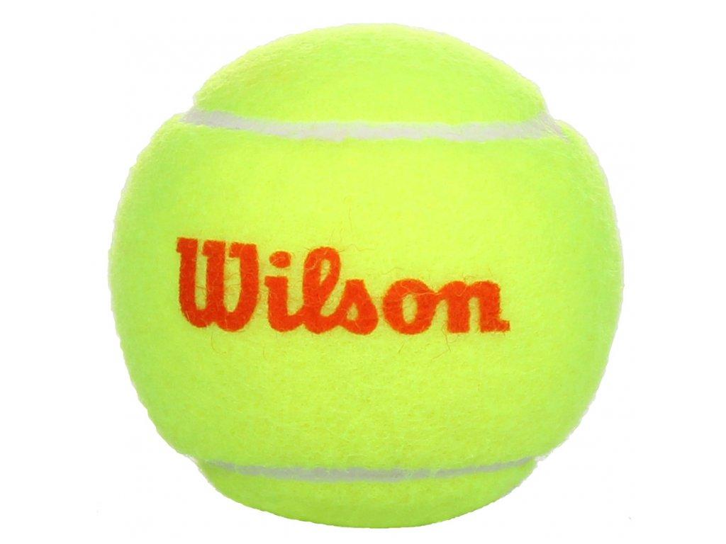 Tenisové míče Wilson Starter Orange 1x