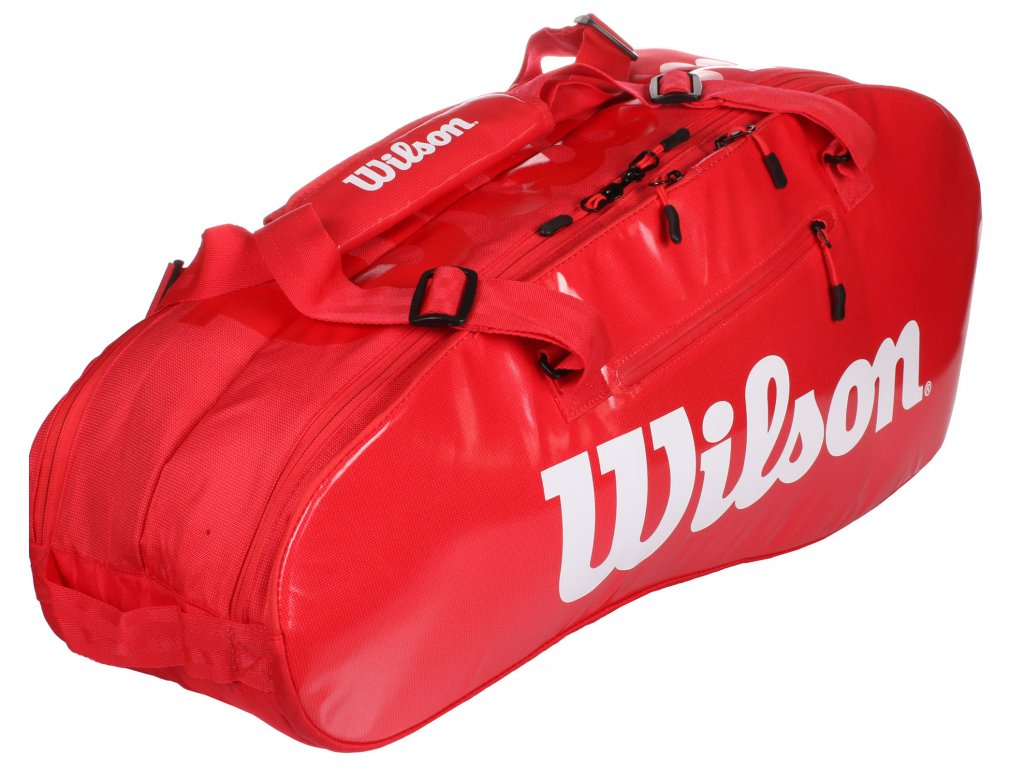 Tenisový bag Wilson Super Tour 2 Comp Small Red
