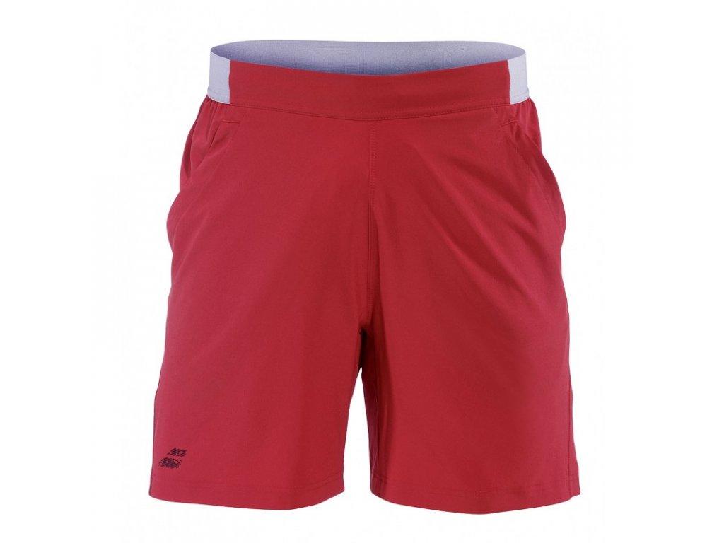Chlapecké sportovní šortky Babolat Perf Short Boy Salsa/Black