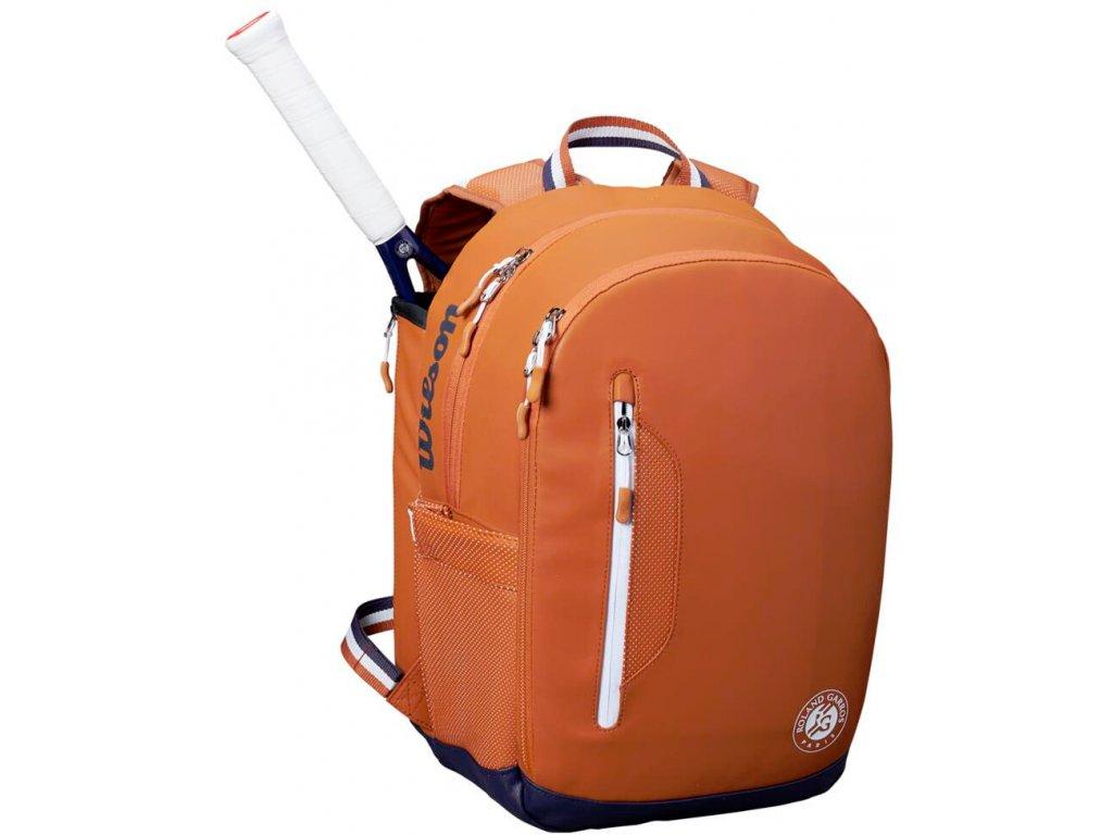 388599 batoh na rakety wilson roland garros tour backpack clay 76789