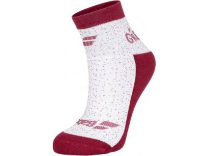 babolat graphic socks women