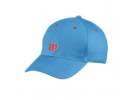 389167 detska ksiltovka wilson youth tour cap blue 77043