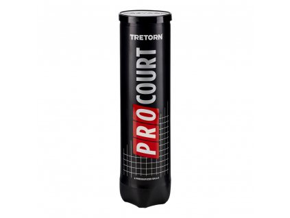Tenisové míče Tretorn ProCourt 4 ks