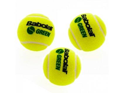 Tenisové míče Babolat Green 1 ks