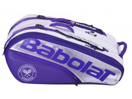 751205 RH12 PURE WIMBLEDON 167 White Purple face
