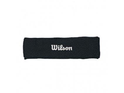 Čelenka Wilson Headband Bandeau Black
