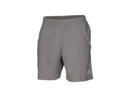 pánské šortky Babolat Short Men Performance - šedé 2016 (Oblečení pánské XL)