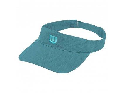 wilson visor ultra light blue