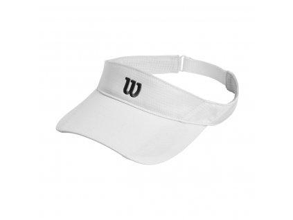 wilson visor ultra light white