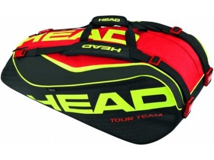 Tenisový bag HEAD Extreme 9R  Monstercombi black/red
