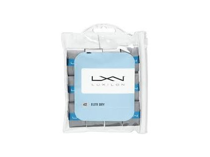Tenisové omotávky Luxilon Elite Dry X12
