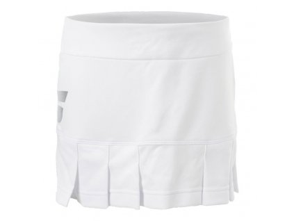babolat core girl skirt white