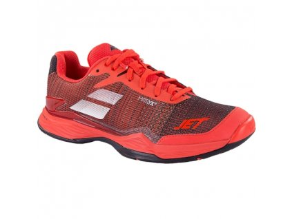 Babolat JET Mach II Clay Men - orange/black