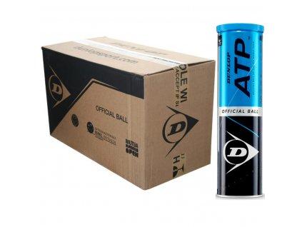Tenisové míče Dunlop ATP - karton