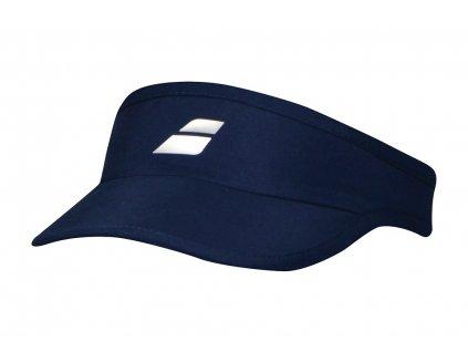 babolat visor blue