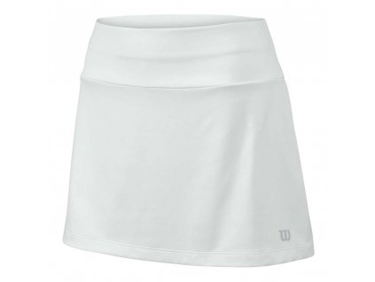 Dívčí tenisová sukně Wilson G Core 11 Skirt White