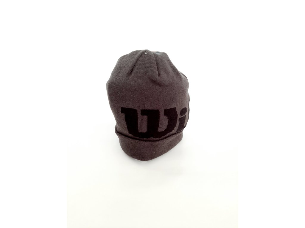 WILSON NEW BEANIE GREY