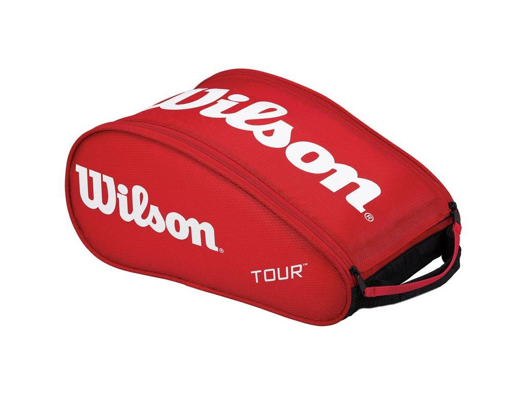 128701 taska na obuv wilson tour shoe bag iii v