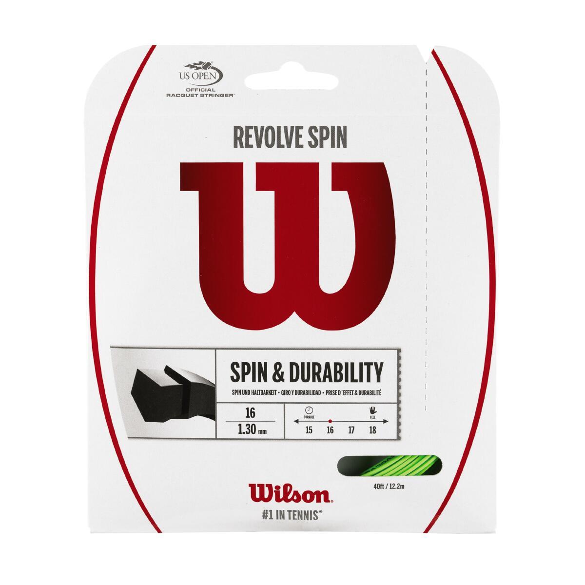 Wilson Revolve Spin 12.2m 1,30mm