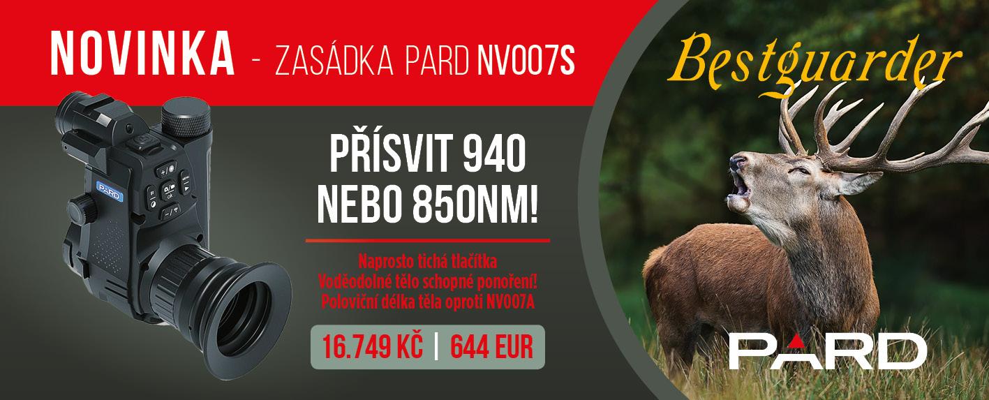 PARD NV007S 940nm