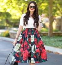 Áčkové sukne sú horúcim trendom-poradíme ako ich nosiť