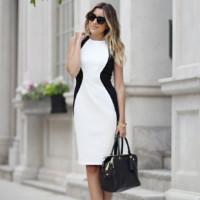 Zoštíhľujúce šaty-šaty ktoré vás na 100% zoštíhlia