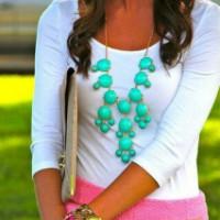 Jeden náhrdelník, veľa možností ako ho nosiť