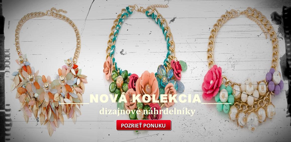 náhrdelníky,náhrdelník, masívne náhrdelníky,veľké náhrdelníky, bižutéria náhrdelníky, zlatá bižutéria,