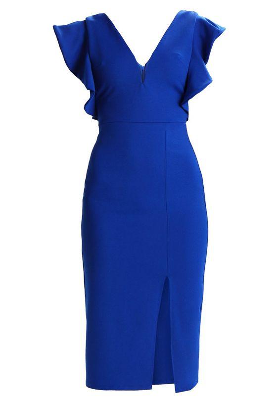 dámske šaty, damske saty, elegatné šaty, koktejlové šaty, koktejlove saty, krátke šaty, modré šaty