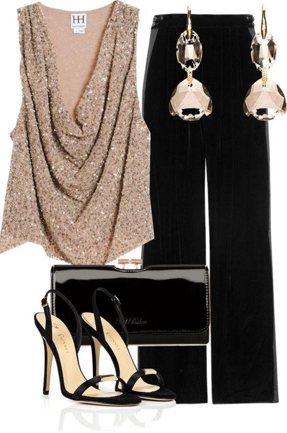 outfit na párty, outfit na večierok