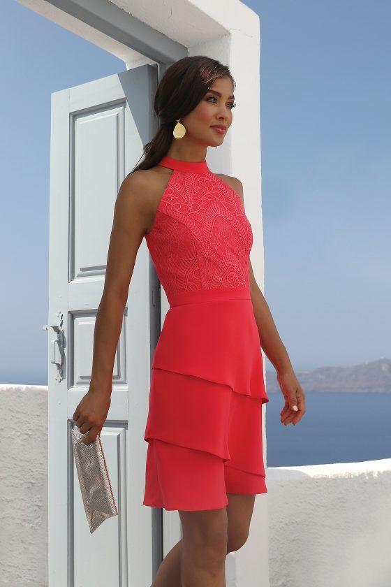 damske saty,dámske šaty,elegantné šaty,koktejlové šaty, koktejlove saty ,letné šaty, letne saty,šaty na leto,koralové  šaty