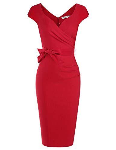 dámske šaty, damske saty, elegatné šaty, koktejlové šaty, koktejlove saty, krátke šaty, červené šaty
