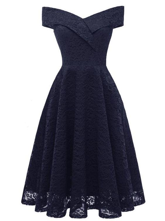 dámske šaty, damske saty, elegatné šaty, koktejlové šaty, koktejlove saty, krátke šaty, spoločenské šaty, čipkované šaty