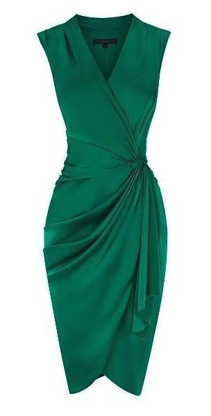 dámske šaty, damske saty, elegatné šaty, koktejlové šaty, koktejlove saty, krátke šaty, zelené šaty