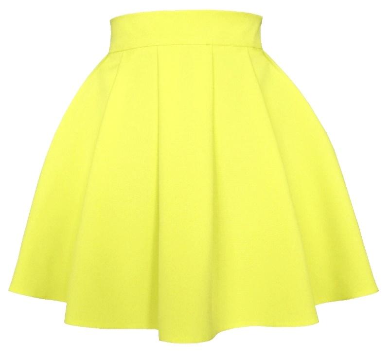 sukne,sukňa, sukna, spolocenske sukne,skladana sukna,mini sukňa, ackova sukna, áčková sukňa, damske sukne, žltá sukňa,zlta sukna, elegantná sukňa