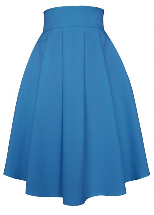 sukňa, sukna, spolocenske sukne, midi sukna, midi sukne, ackova sukna, áčková sukňa, damske sukne,skladana sukna, modrá sukňa