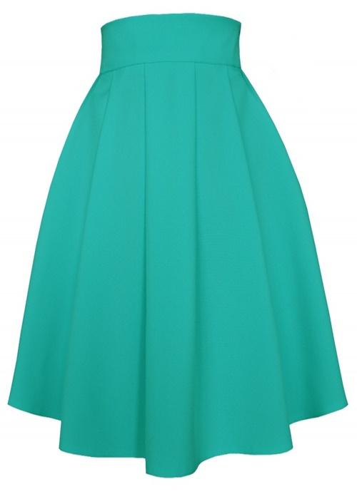 sukňa, sukna, spolocenske sukne, midi sukna, midi sukne, ackova sukna, áčková sukňa, damske sukne,skladana sukna, tyrkysová sukňa