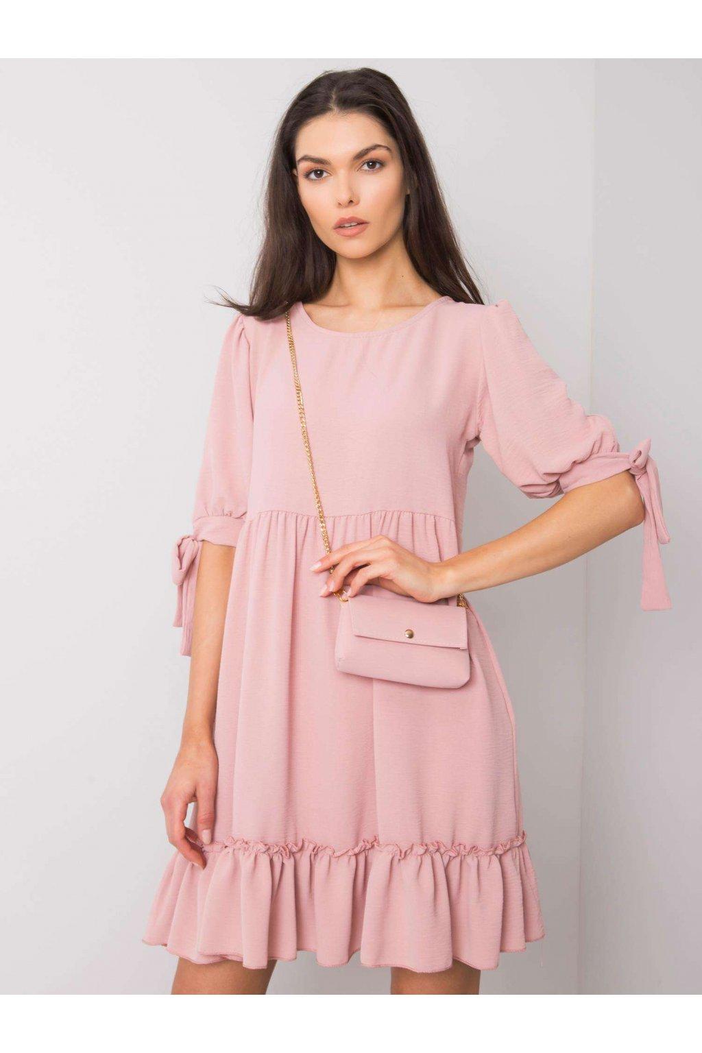 pol pl Rozowa sukienka z torebka Kendra 363660 1
