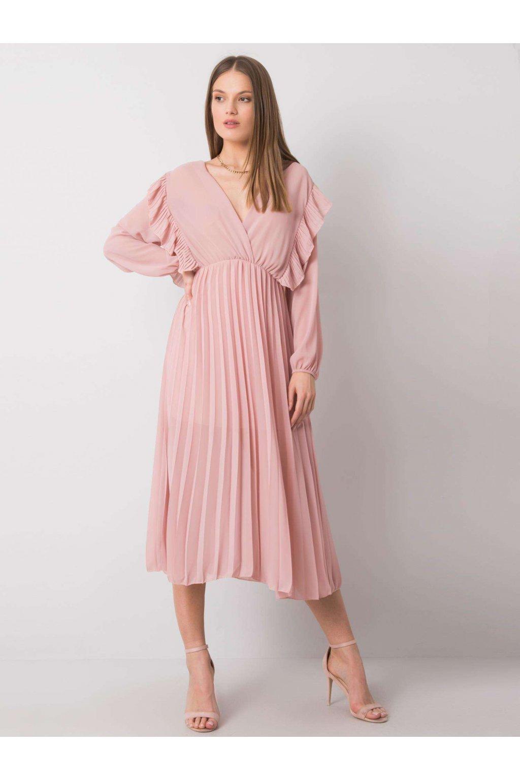 pol pl Brudnorozowa sukienka Frankie 362576 1