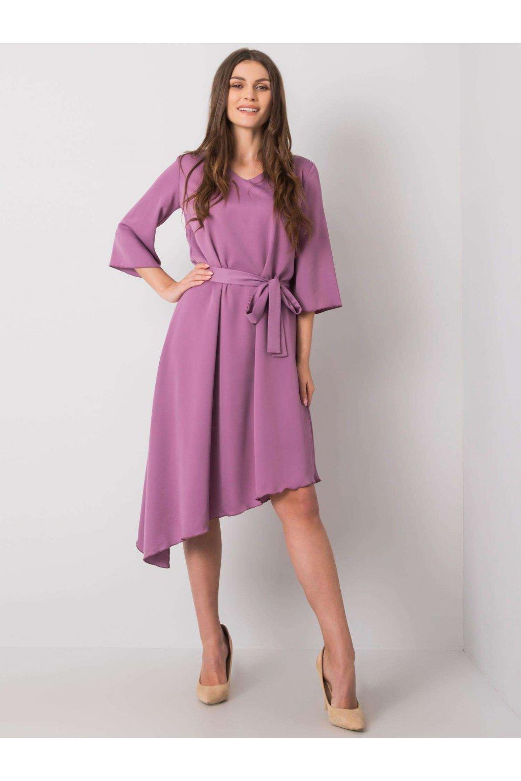 pol pl Fioletowa sukienka Imene 367010 2