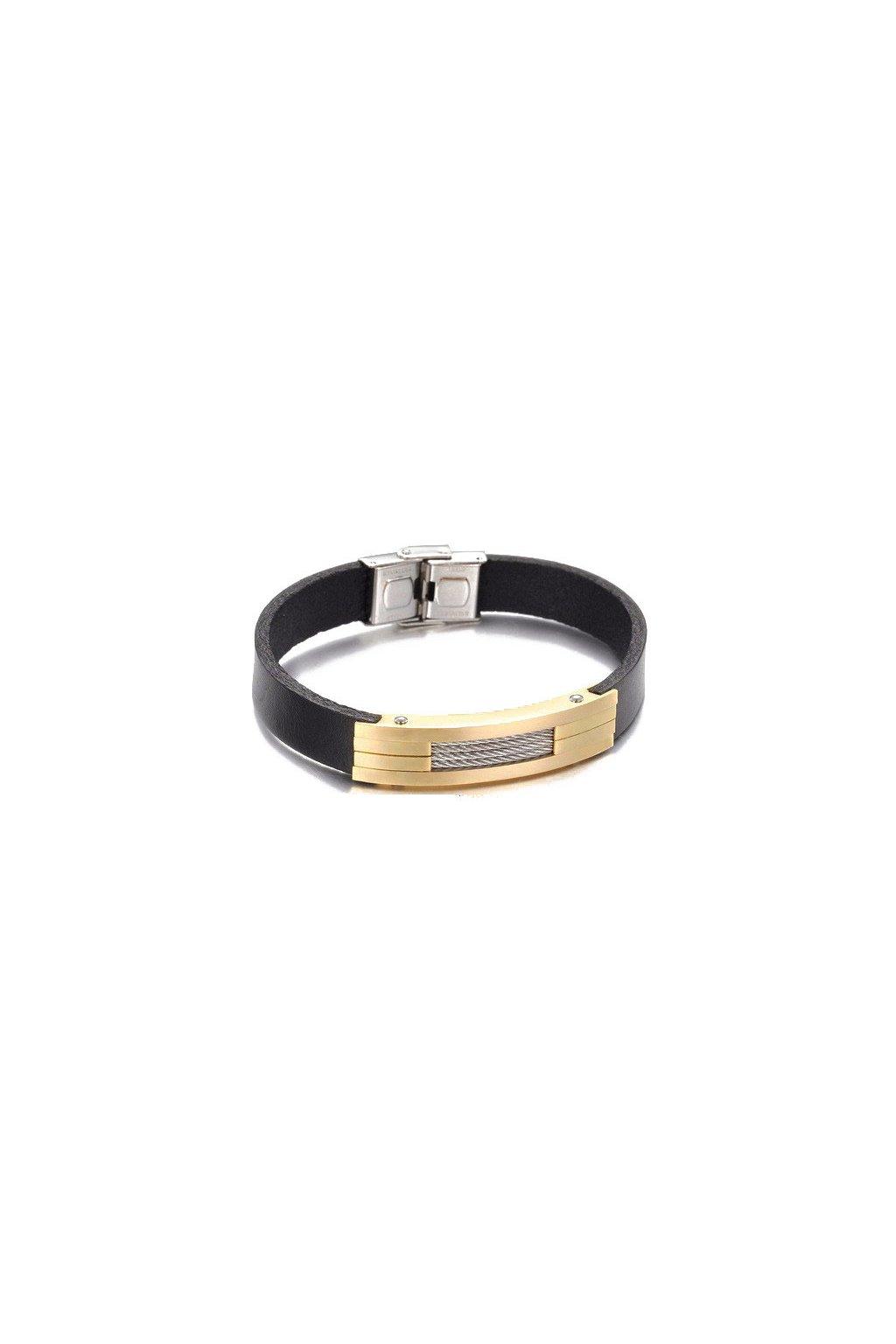 5755cc3bc Zlatý náhrdelník rings-Tentation.sk