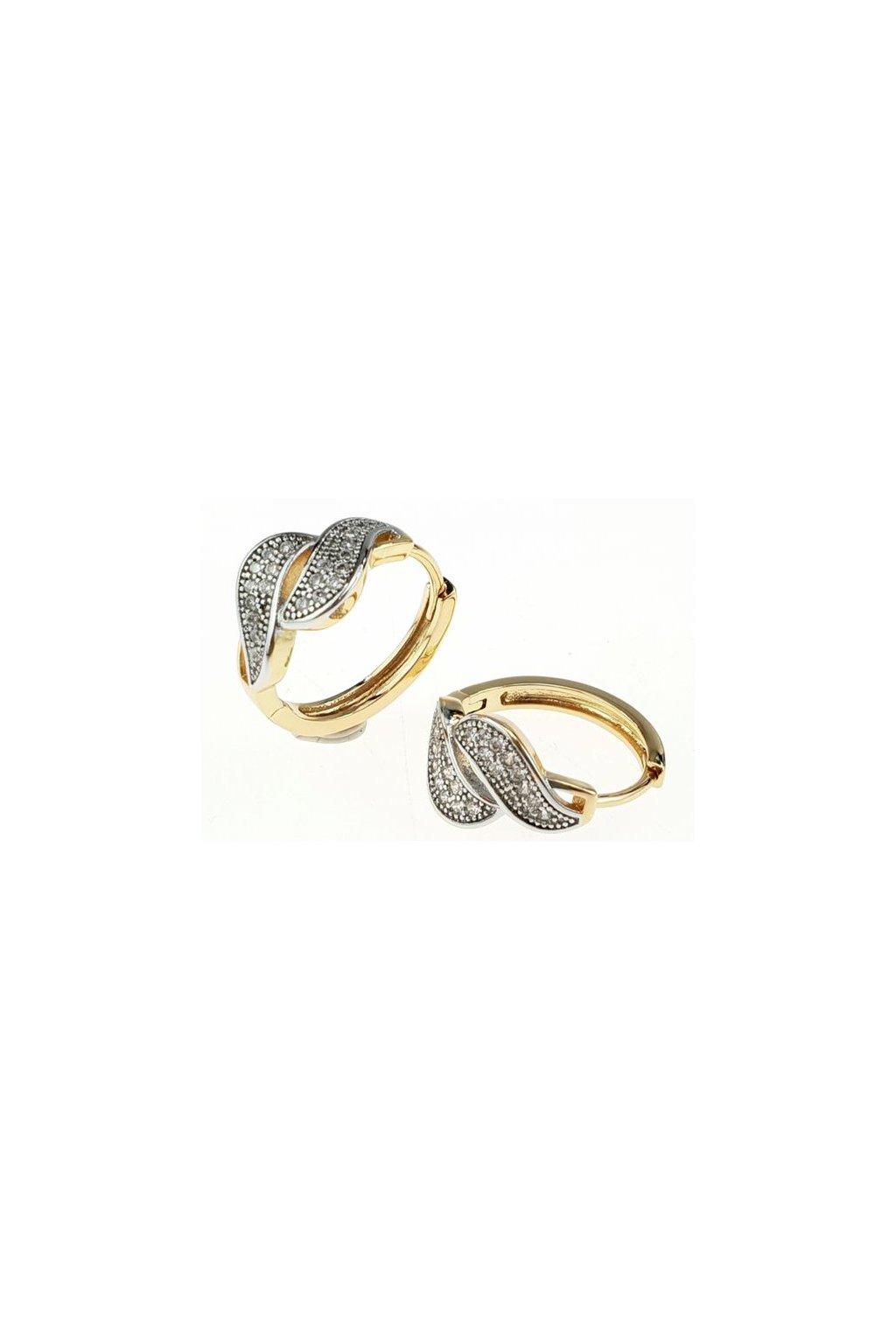 28871cf35730 Dámske zlaté náramky 34049-Tentation.sk