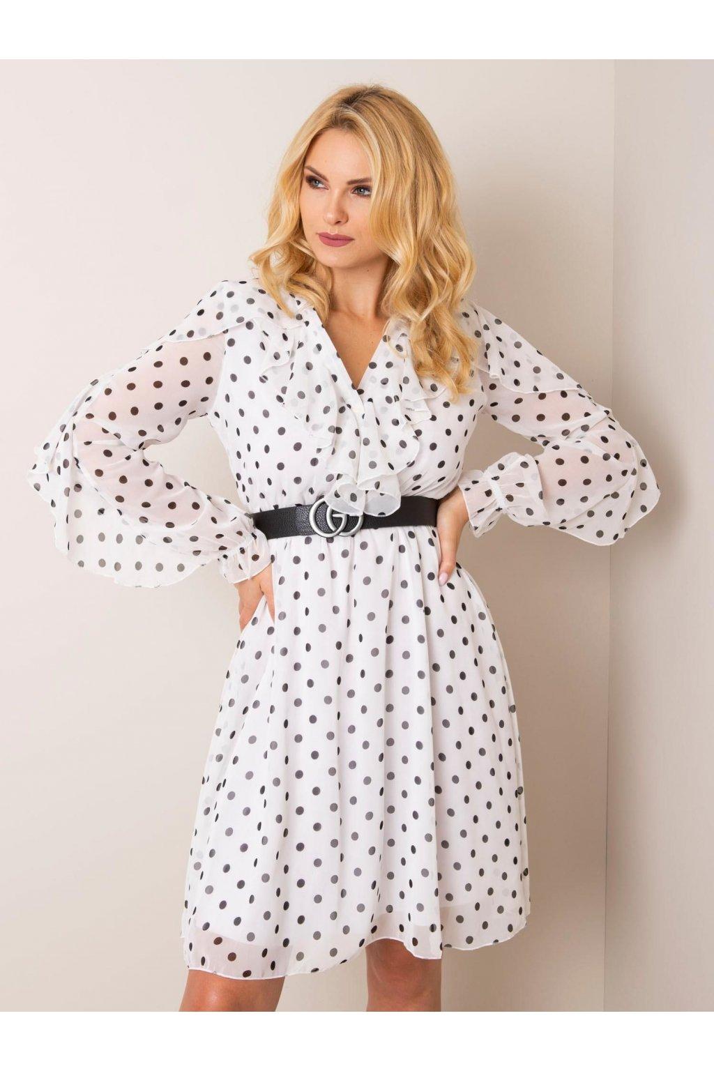 pol pl Bialo czarna sukienka Princess RUE PARIS 349706 1